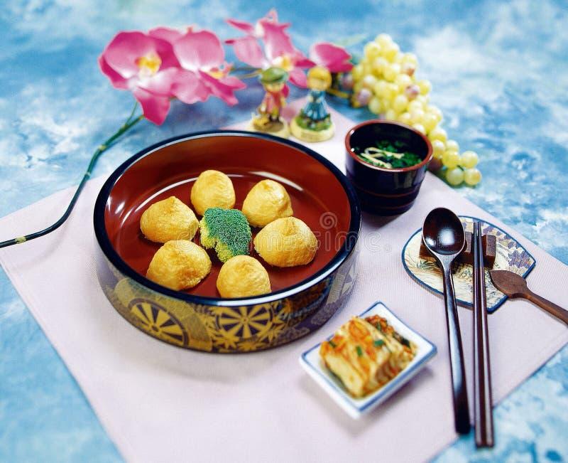 Alimento coreano foto de stock royalty free