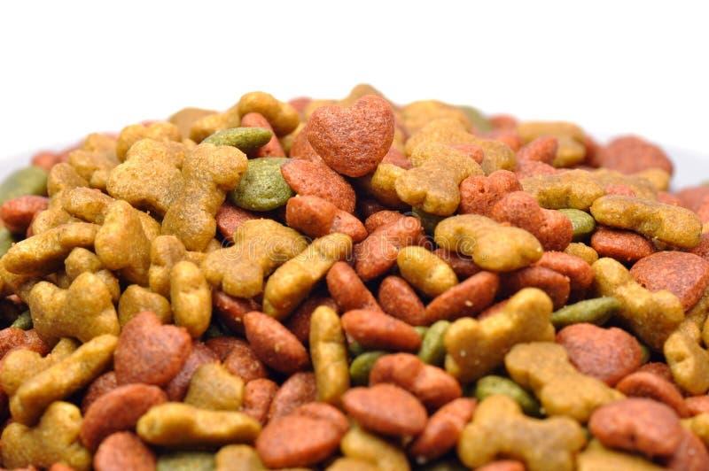 Alimento de animal de estimação foto de stock