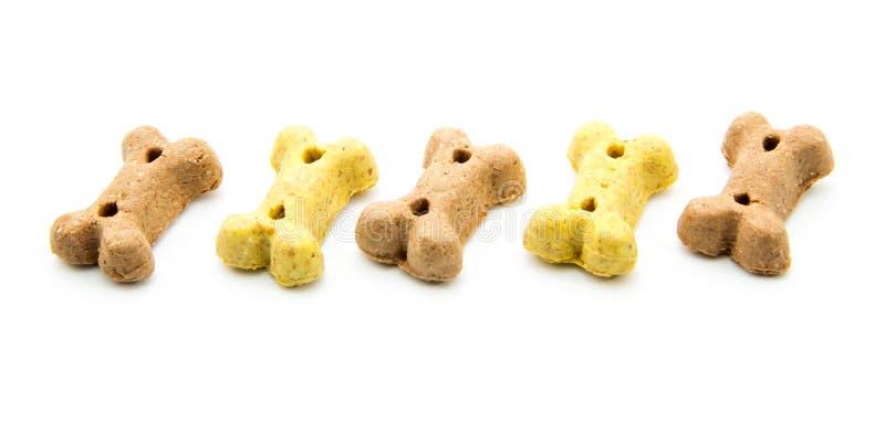 Alimento de cão imagens de stock royalty free