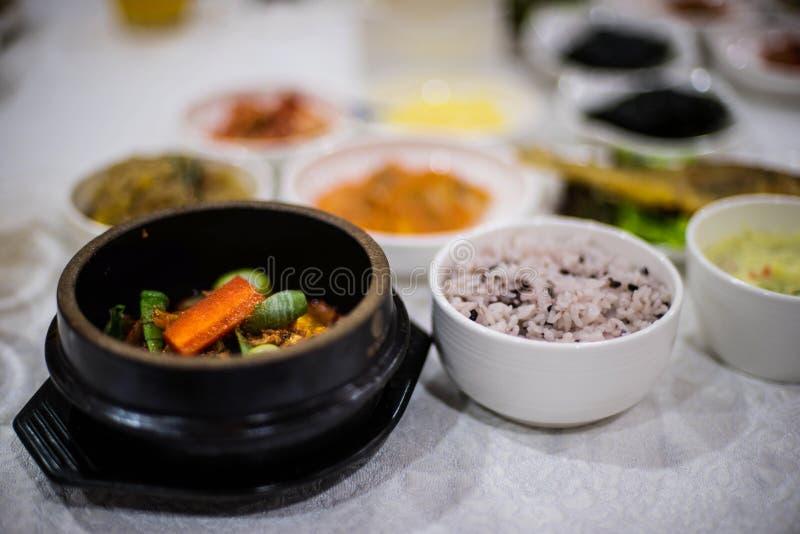 Alimento de Coreia fotos de stock