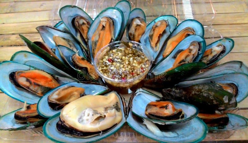 Alimento de mar fotos de archivo libres de regalías