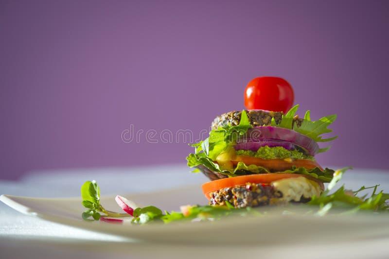 Alimento del vegano immagine stock libera da diritti