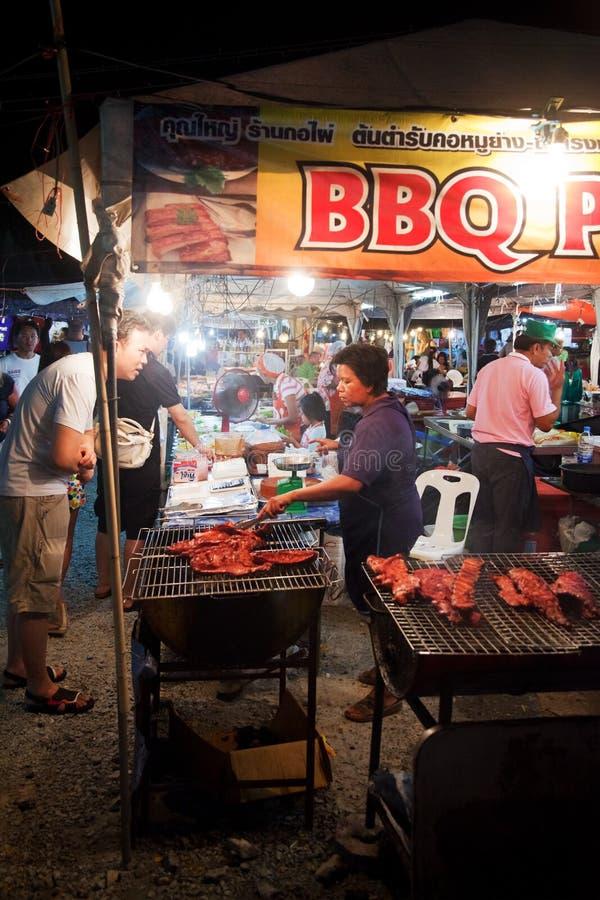 Alimento della via a Phuket fotografia stock libera da diritti