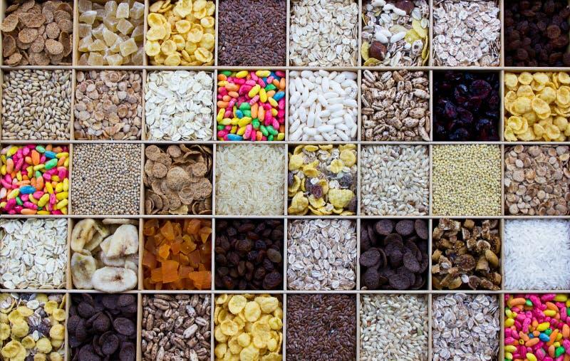 Alimento di Healty immagini stock libere da diritti