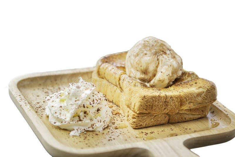 Alimento di Honey Santos fotografie stock