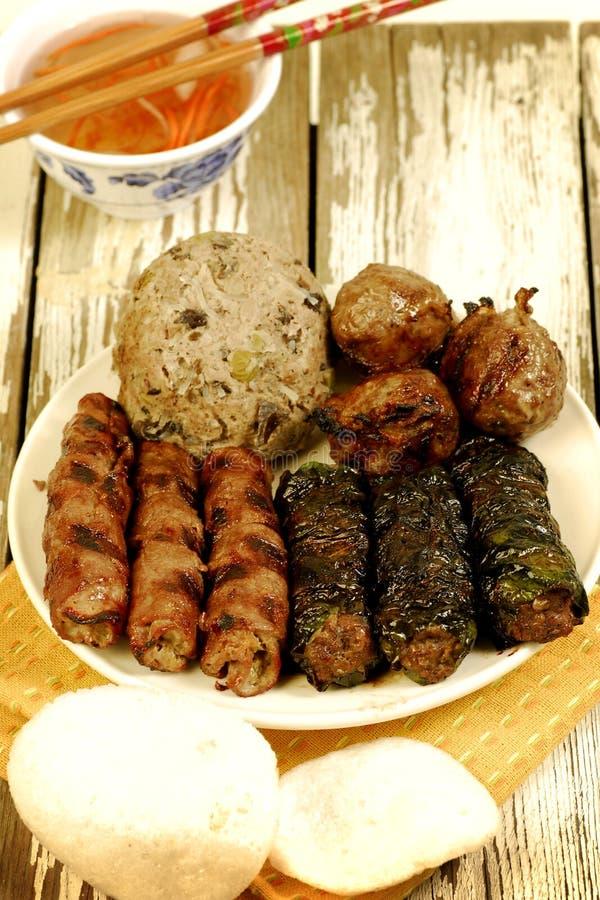 Alimento di Vietnames fotografia stock