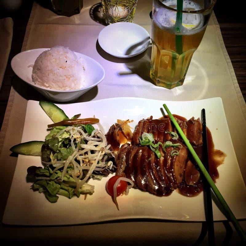 Alimento di Yaoyao fotografia stock