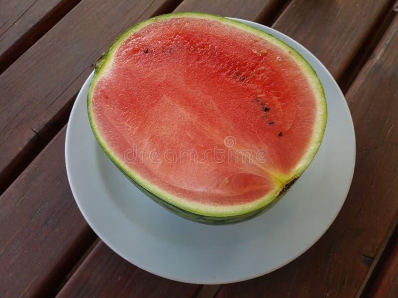 Alimento do fruto da melancia imagens de stock royalty free