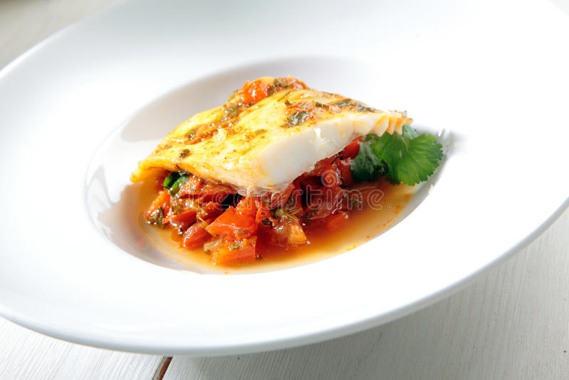 Alimento do gourmet imagens de stock royalty free