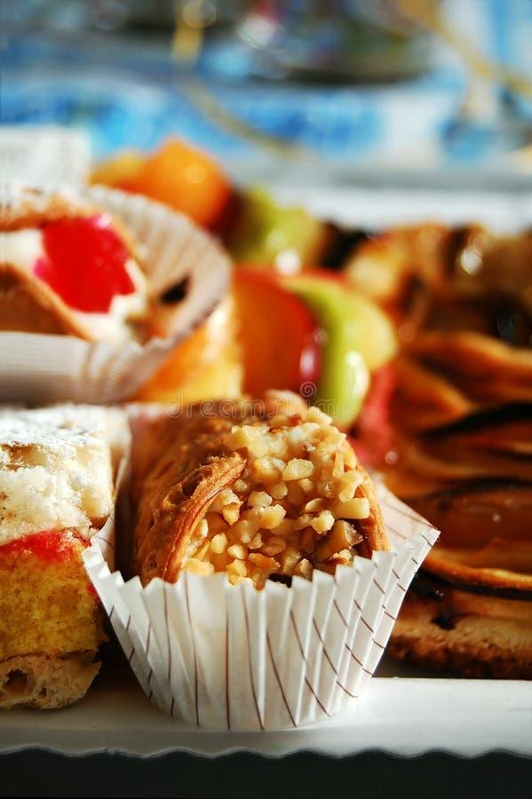 Alimento dulce foto de archivo