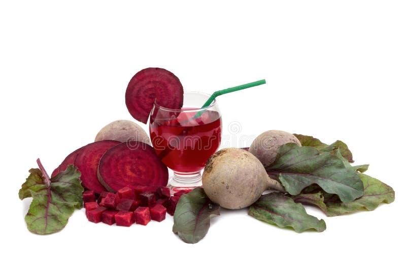 Alimento e bevanda sani fotografia stock
