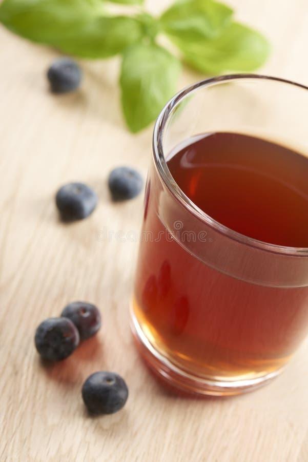 Alimento e chá deliciosos imagens de stock