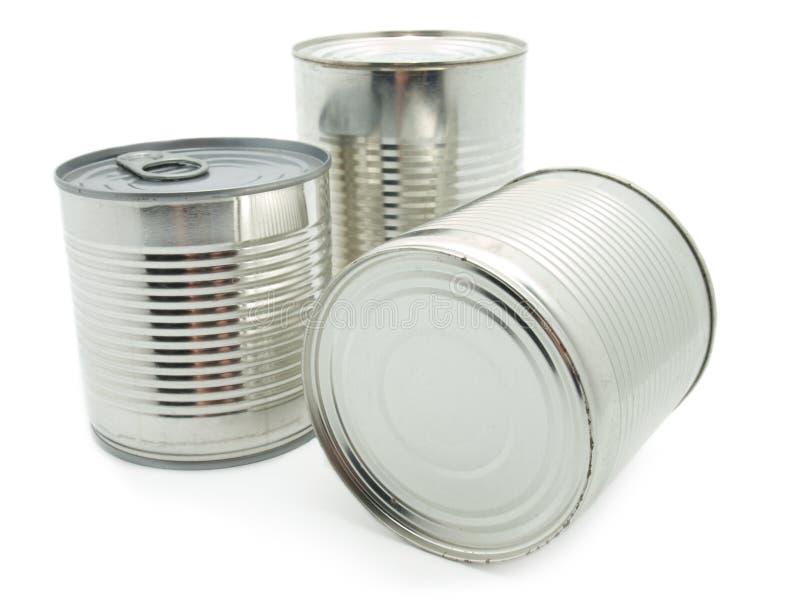 Alimento estanhado fotos de stock