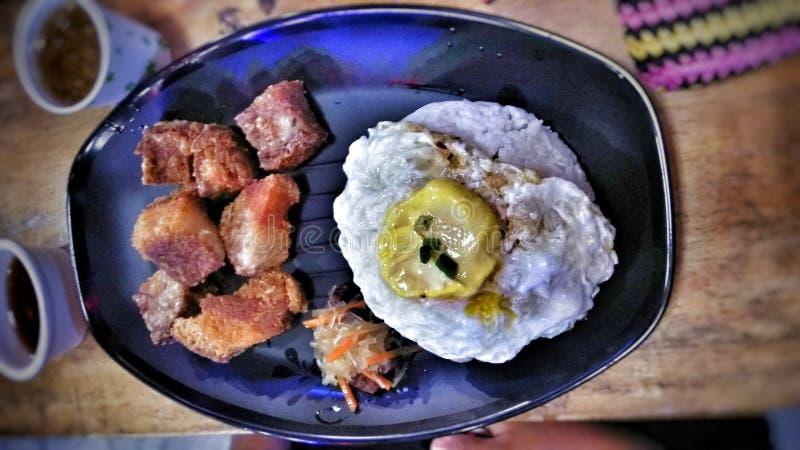 Alimento filipino imagem de stock royalty free