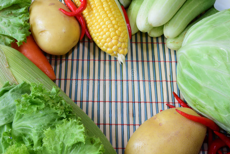 alimento fresco de vegetable imagenes de archivo