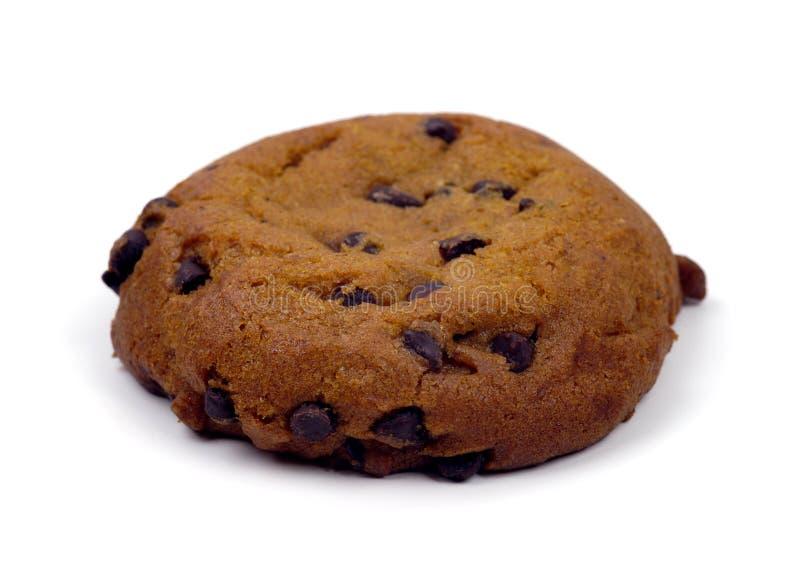 Alimento - galleta de la viruta de la calabaza fotos de archivo libres de regalías