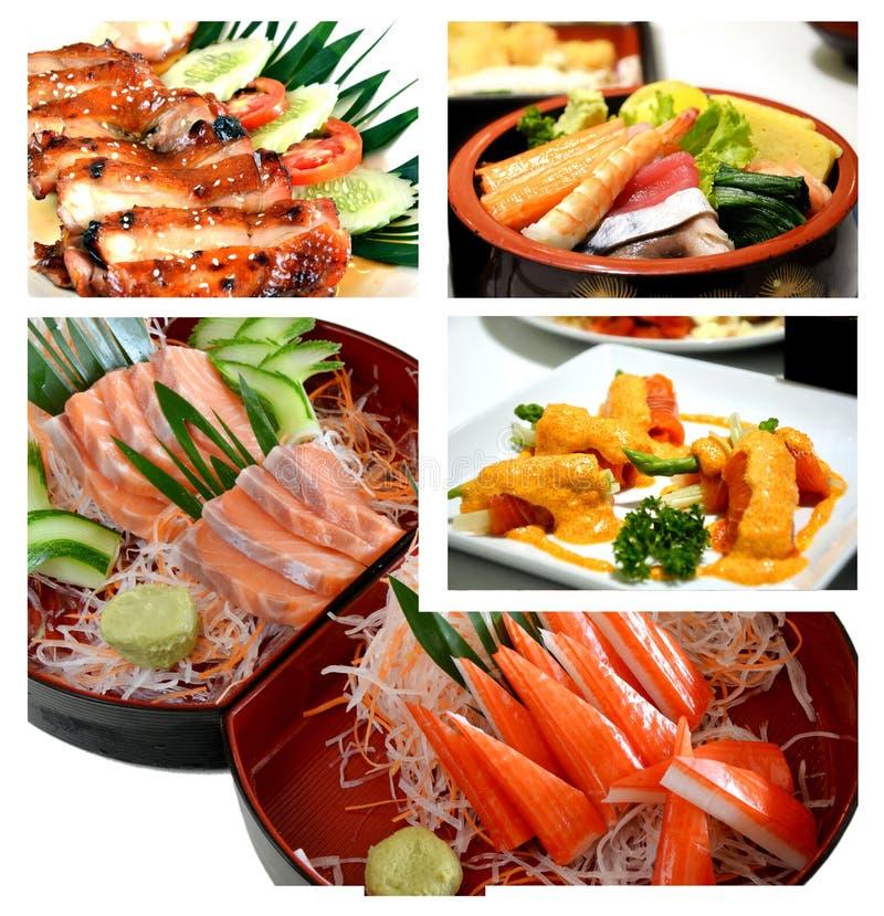 Alimento giapponese favorito fotografia stock