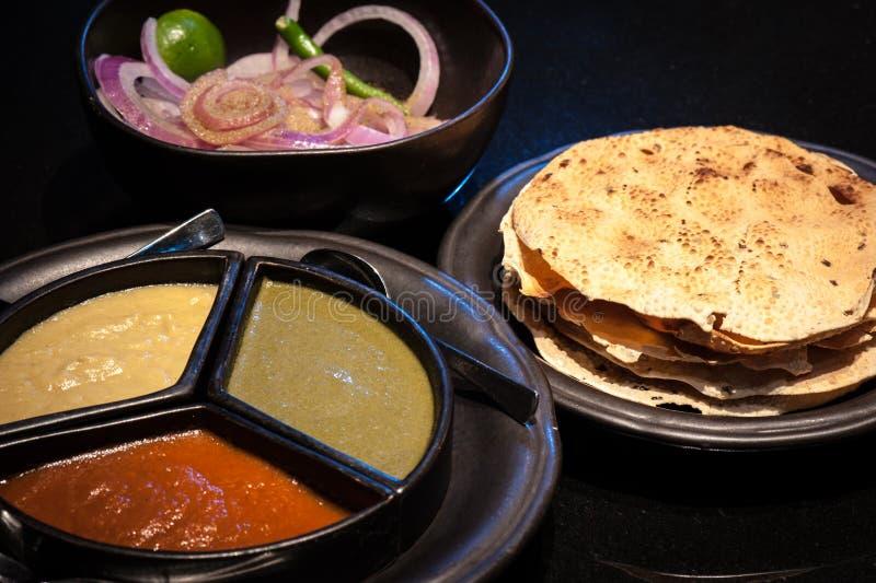 Alimento indiano foto de stock royalty free