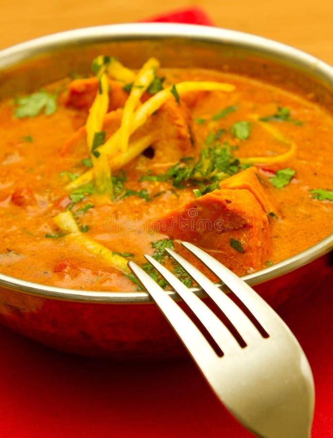 Alimento indio imagenes de archivo