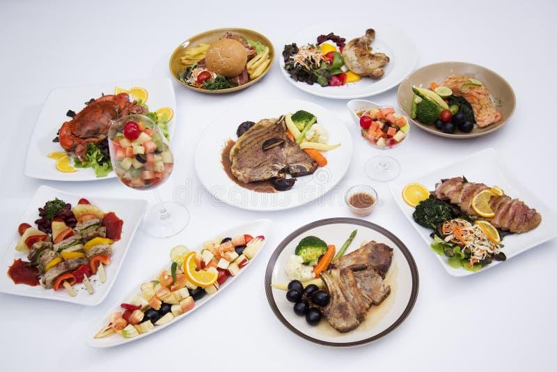 Alimento internacional foto de stock royalty free