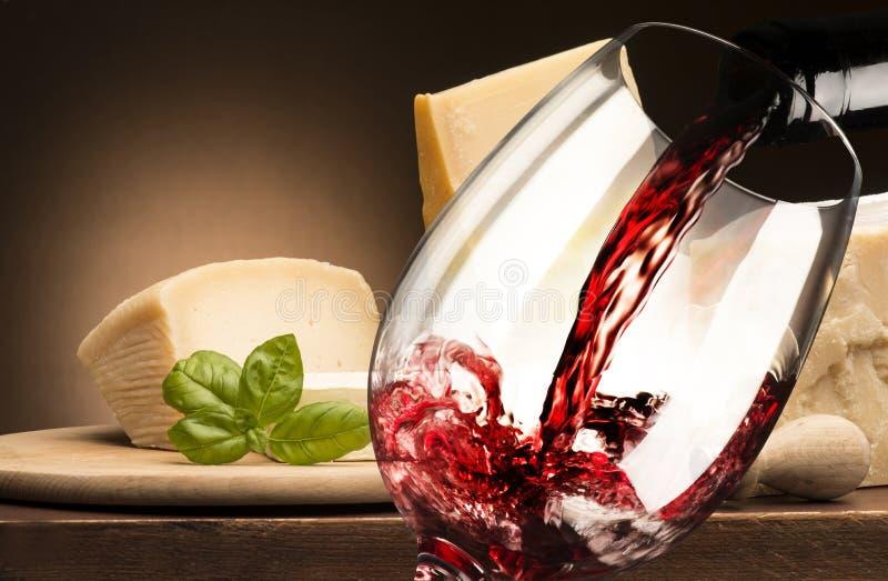 Alimento italiano imagens de stock royalty free