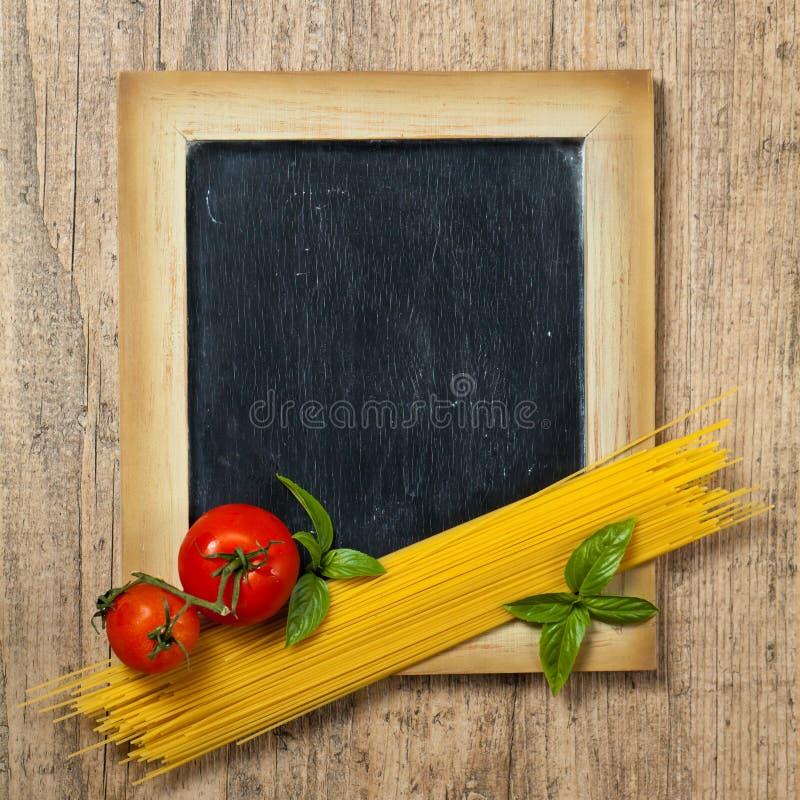 Alimento italiano foto de stock