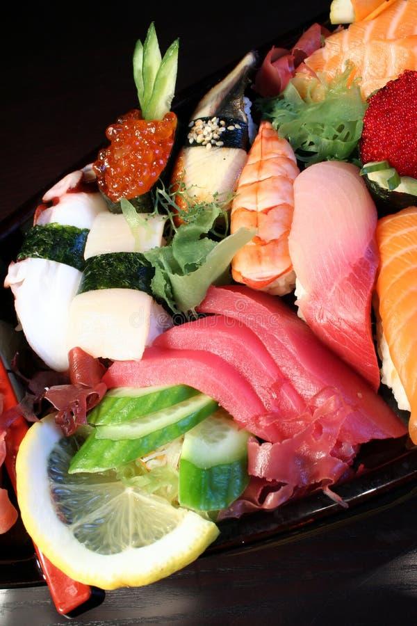 Alimento japonés imagenes de archivo