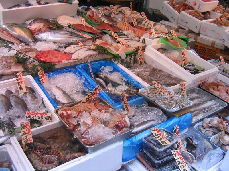 Alimento japonés fotos de archivo