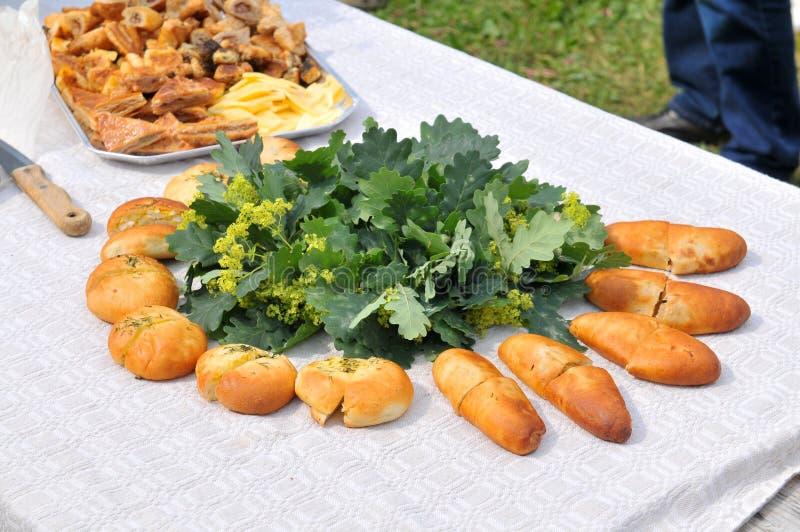 Alimento letão. foto de stock