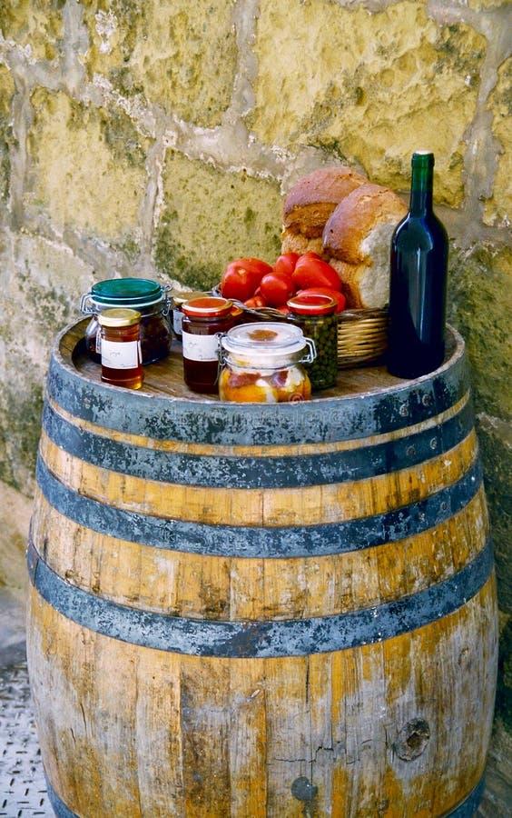 Alimento maltese immagini stock