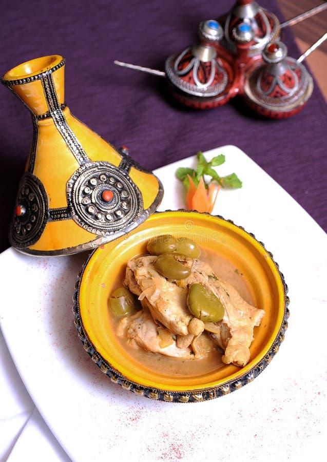 Alimento marroquino fotos de stock royalty free