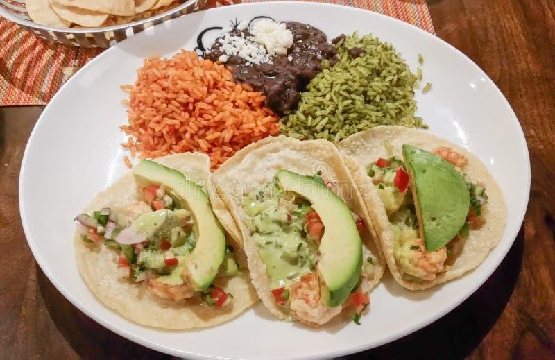 Alimento mexicano imagens de stock royalty free