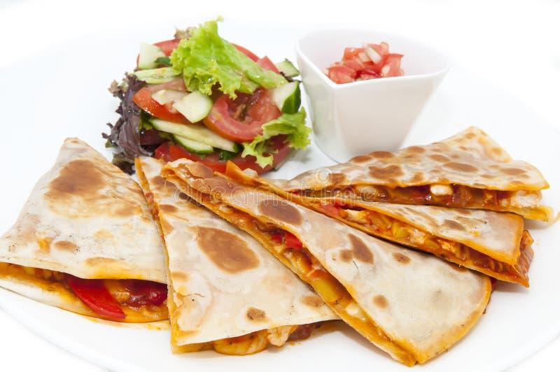 Alimento mexicano fotografia de stock