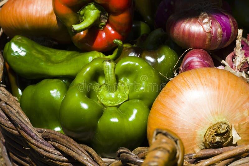 Alimento natural, tomates imagens de stock royalty free