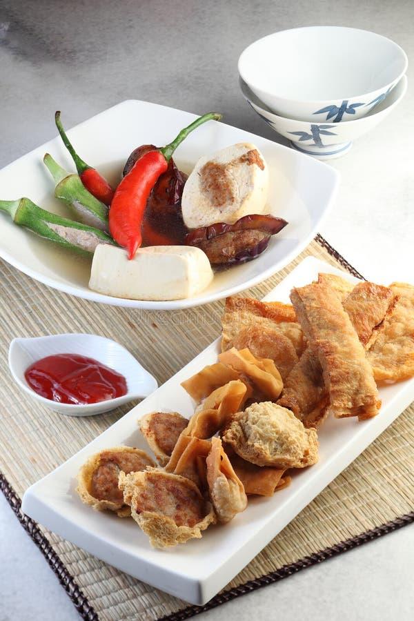 Alimento orientale fotografia stock