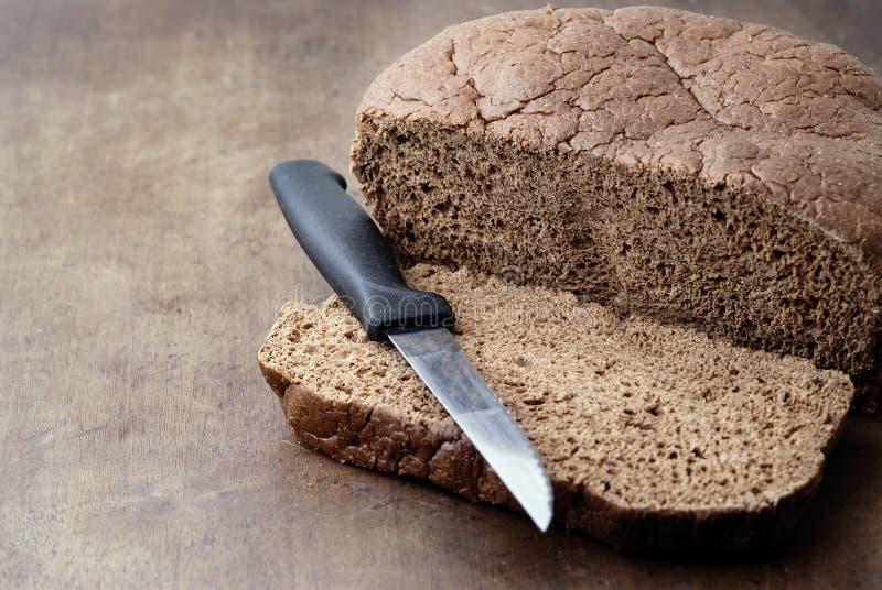 Alimento - pan del Pumpernickel fotos de archivo libres de regalías