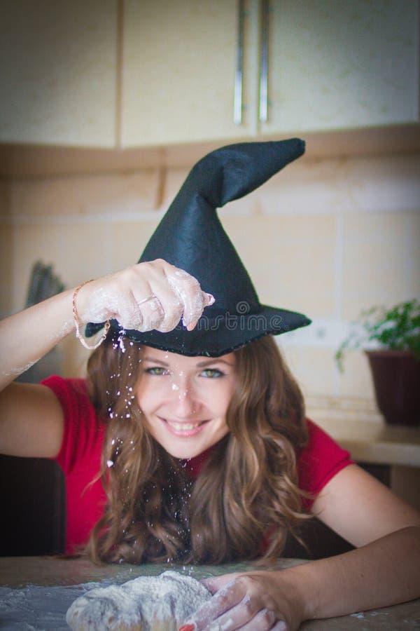Alimento para Dia das Bruxas Halloween fotografia de stock