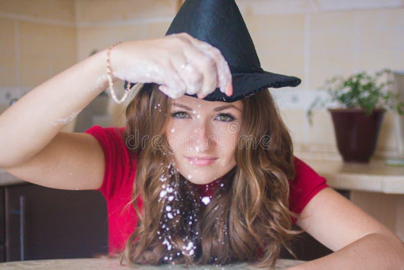 Alimento para Dia das Bruxas Partido de Halloween imagem de stock royalty free