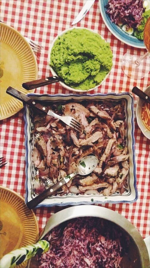 Alimento polonês tradicional saboroso imagens de stock
