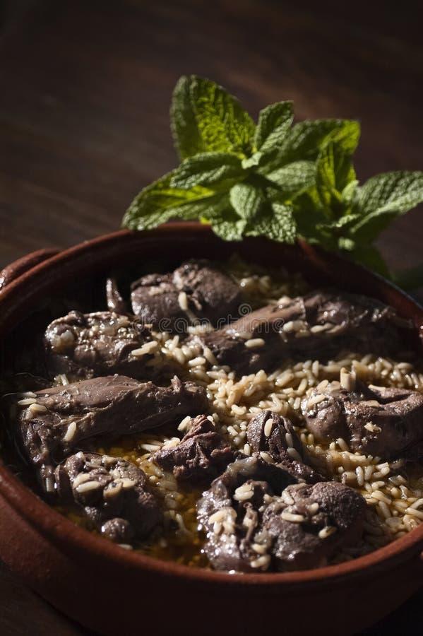 Alimento portugués tradicional imagen de archivo