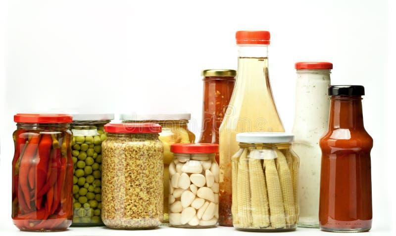 Alimento preservado foto de stock royalty free