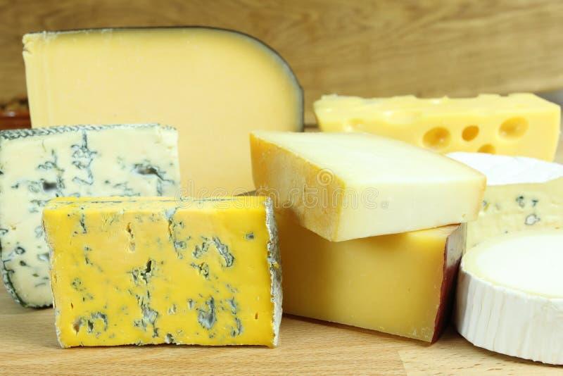 Alimento - queso foto de archivo libre de regalías
