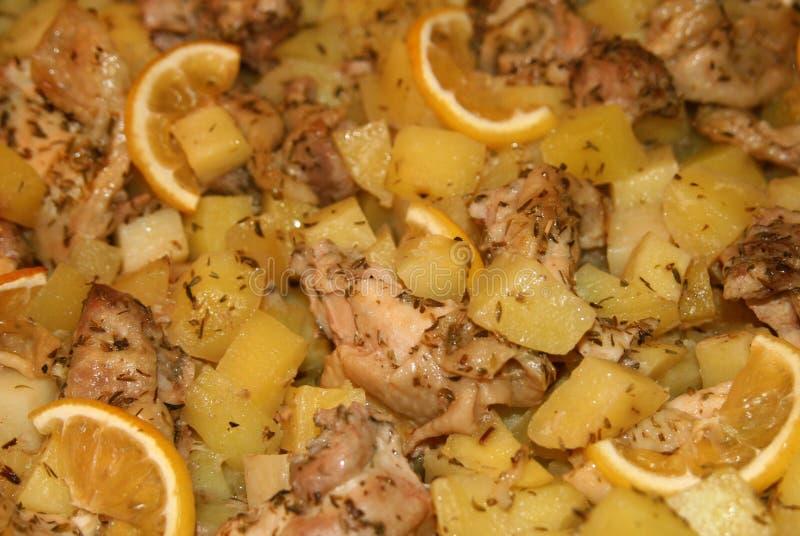 Alimento romeno tradicional imagem de stock