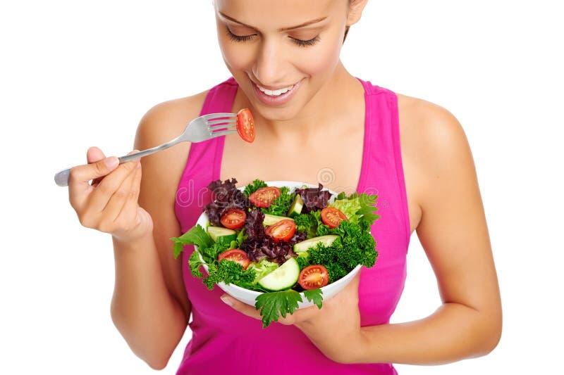 Alimento sano delizioso immagine stock