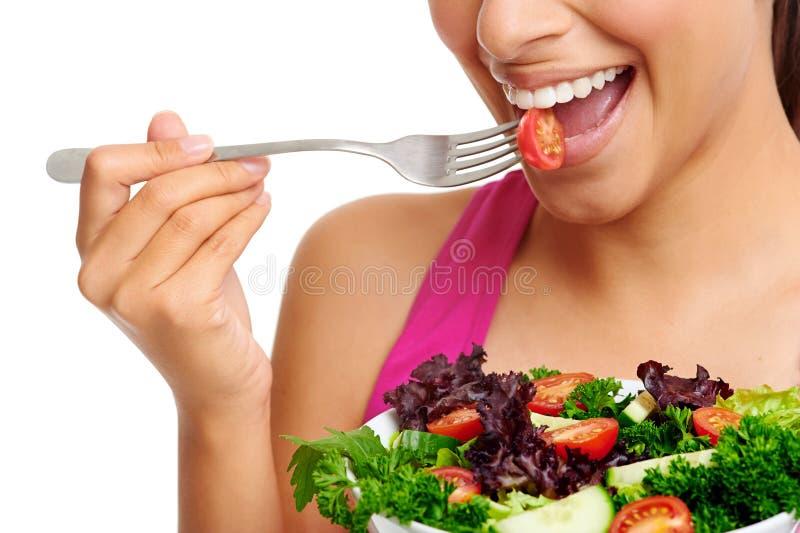 Alimento sano delizioso fotografia stock