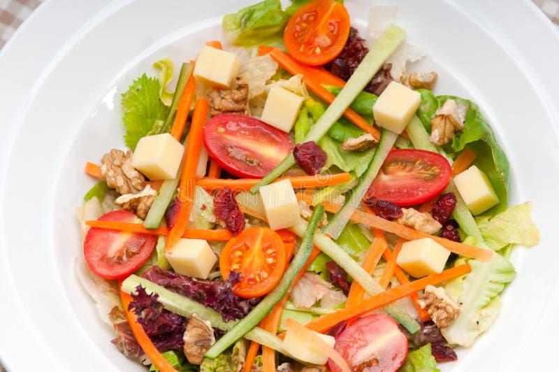 Download Salada Saudável Colorida Fresca Imagem de Stock - Imagem de grego, cereja: 29840603