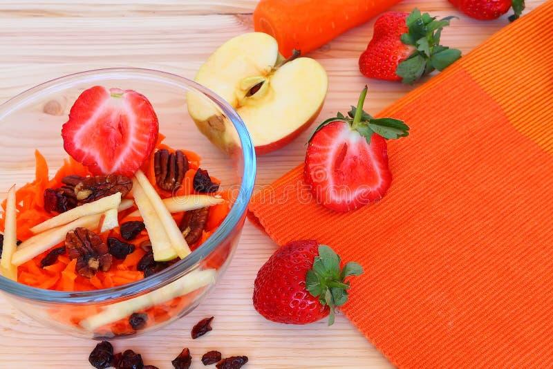 Alimento saudável do vegetariano imagem de stock