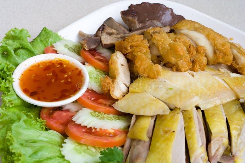 Alimento tailandés imagen de archivo