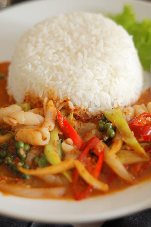 Alimento tailandés fotos de archivo libres de regalías