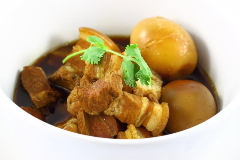 Alimento tailandés asombroso imágenes de archivo libres de regalías